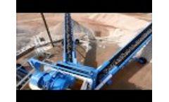 CDE M4500 wash plant, North Carolina Video