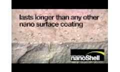 nanoShell`s Stone Sealer and Stone Protection Video