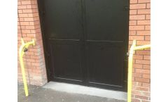 Aquobex Floodguard - Steel Flood Proof Doors