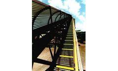 Ceramabond - Model CBV - Anti-Slip Conveyor Channel