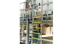 Ceramabond - Model CBL - Anti-Slip Ladder Rung Capping