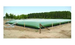Flexible Water Storage Tanks for Water Industry