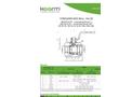 Model KM 9101.X - Threaded End Ball Valves Brochure