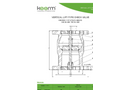 Model KM 9901.1 117 (Z35) - Vertical Lift Type Check Valves Brochure
