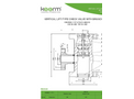 Model KM 9902.1 117 (Z35) - Vertical Lift Type Check Valves with Branch Piece Brochure