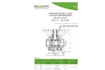 Model HT Series - Floating Ball Valves Brochure