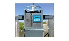 Fully Integrated Automated Sluice Gates