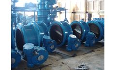 Industrial valve solutions for water application sector