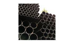 Radius - Model PE100 - High Density Polyethylene Black Potable Water Pipe