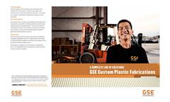 Custom Plastic Fabrications Brochure North America Product Sheet