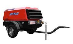 MDVN Line - Model 2000-8500 lt/min – 71-300 CFM - Portable Diesel Compressors