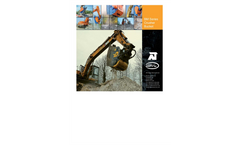Northerntrack - Model HCB - Crushing Bucket - Brochure