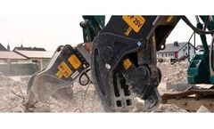 Northerntrack - Hydraulic Fixed Pulverizer (HFP)