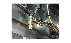 Deluge Pipe Fire Sprinkler System