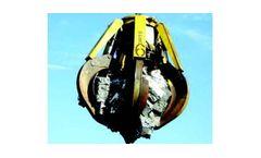 Orts - Model DHM - Diesel Hydraulic Orange Peel Grab