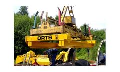 Orts - Model EHM - Electro Hydraulic Orange Peel Grab