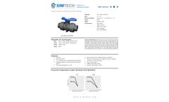 Simtech - Model TBB 101 1 005 - True Union Ball Valves Brochure