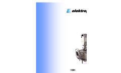 Model VMH - Safety Shut Off Valves Brochure