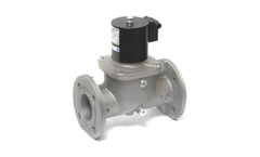 Model VRA VLA VTA - Solenoid Valves for Combustion Air Regulation