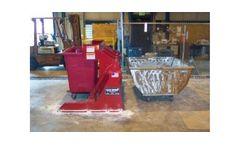 Medical Waste Cart Tipper