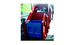 Moss - Medical Waste Bag Compactor Containers