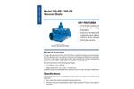 Model 106-GE / 206-GE - Grooved Ends Brochure