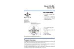 Model 106-IDC / 206-IDC - Internal Drop Check (IDC) Brochure