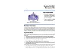 Models 106-RW / 206-RW - Reclaimed Water Valve Brochure
