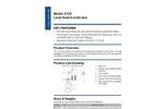 Model X129 - Limit Switch Indicator Brochure