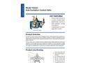 Model 106-AC - Anti-Cavitation Control Valve Brochure