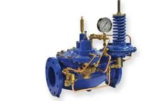 Singer Valve - Model 106/206-A-Type 3 - Two-Way Flow Altitude Control Valve with Differential Control
