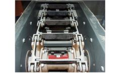 Model TRD - Drag Chain Conveyor With Double Chain