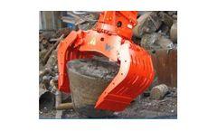 Mammut - Demolition Grapple