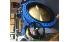 CVB - Model BFL Series - Concentric Rubber Lined Butterfly Valves