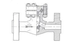 CVB - Model FPC-003 - Forged Pistoncheck Valves