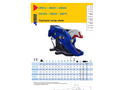 Model AS series - Hydraulic Scrap Shears Brochure