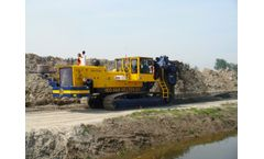 Dewatering Trenchers for Horizontal Dewatering