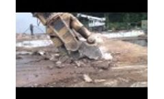 MC in action - OSA Demolition Equipment Video