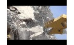 Serie RV in action - OSA Demolition Equipment Video