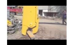 OSA Demolition Equipment - SH Series Video