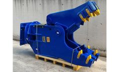 Rent Demolition - Model RD - Hydraulic Rotating Pulverisers