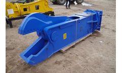 Rent Demolition - Model RS - Hydraulic Shear