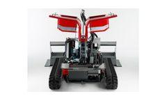 AQUA - Model 710H - Hydrodemolition Cutter Robots