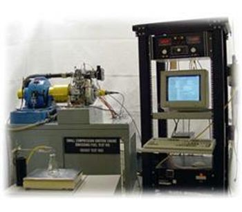 Small Compression Ignition Engine Emissions / Fuel Test Rig
