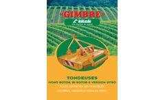 Gimbre - Model GB - Giro Crushers - Brochure