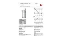 Major Inox - Stainless Steel Pump Brochure