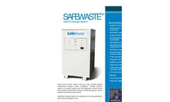 SafeWaste Brochure