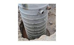 Installation Training of Manholes & Wetwells