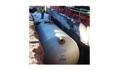 CSI - Underground Rainwater Harvesting (RWH) Tanks