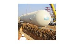 Watertight Flowtite - Fire Protection Tanks